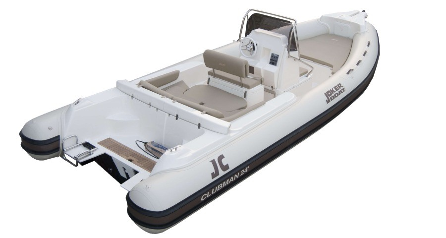 noleggio gommone jokerboat clubman 24