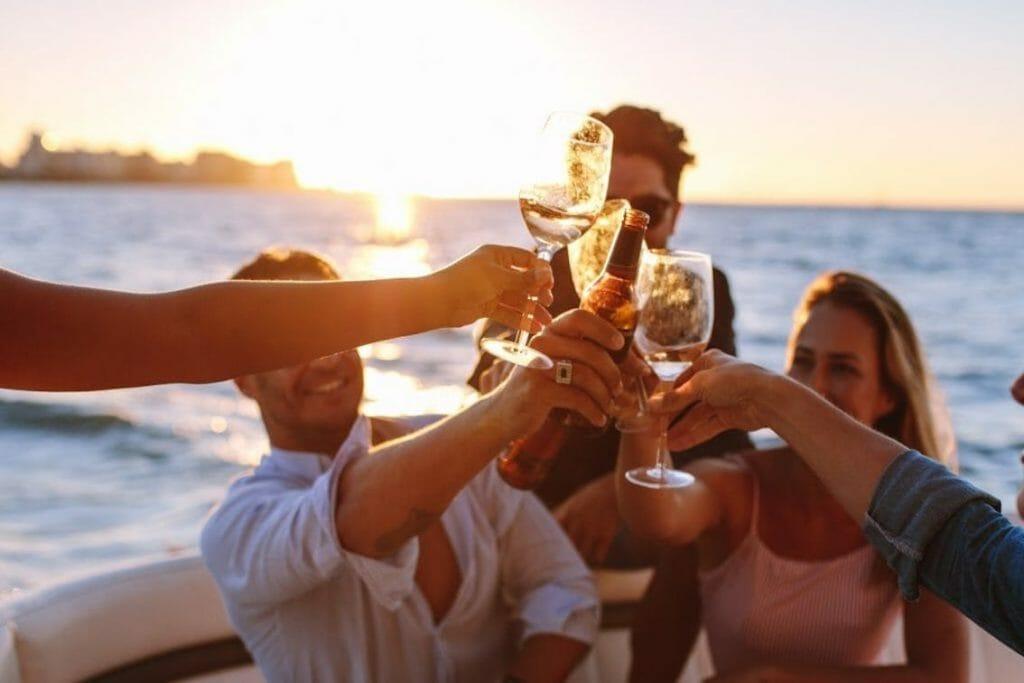 Feste in barca - Green Charter